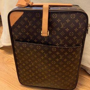 Authentic Louis Vuitton Luggage